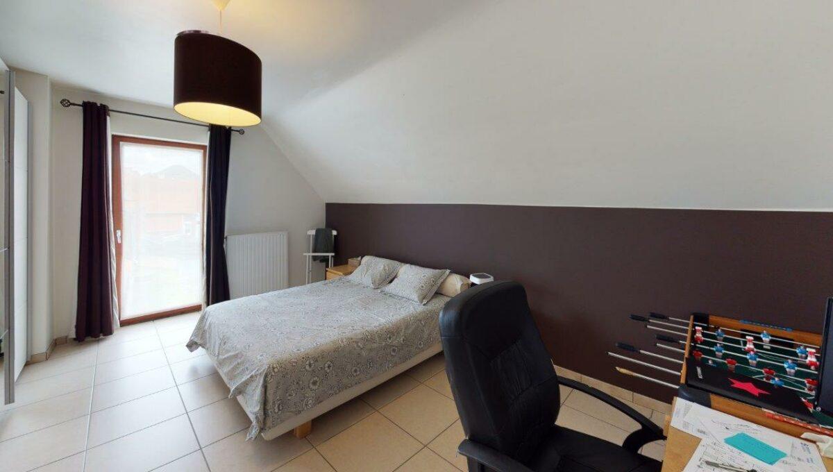 Les-Bons-Villers-Villa-4-facades-avec-garage-Bedroom(1)