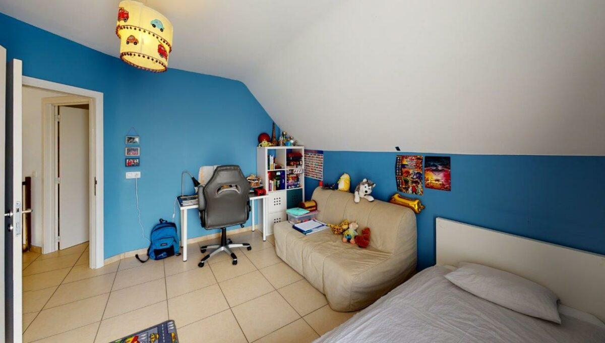 Les-Bons-Villers-Villa-4-facades-avec-garage-Bedroom(2)