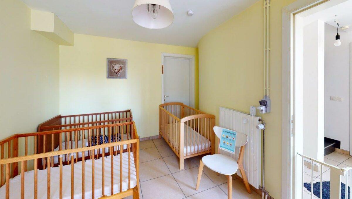 Les-Bons-Villers-Villa-4-facades-avec-garage-Bedroom(4)