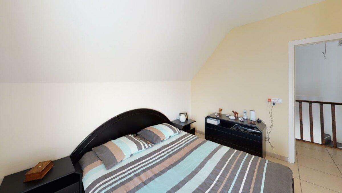 Les-Bons-Villers-Villa-4-facades-avec-garage-Bedroom(6)