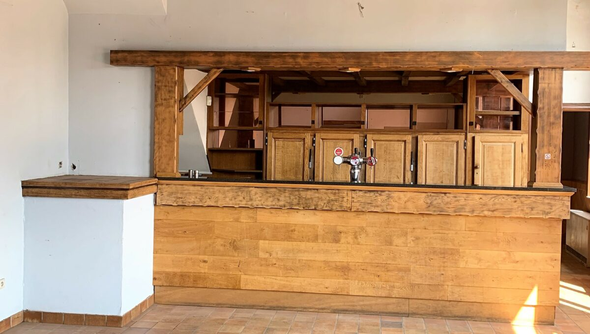 Rèves- Photo Café intérieur