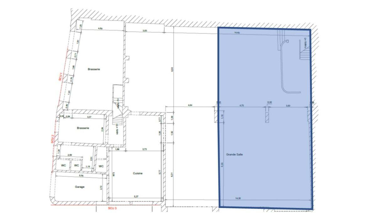 Rèves - Surface 200 m²