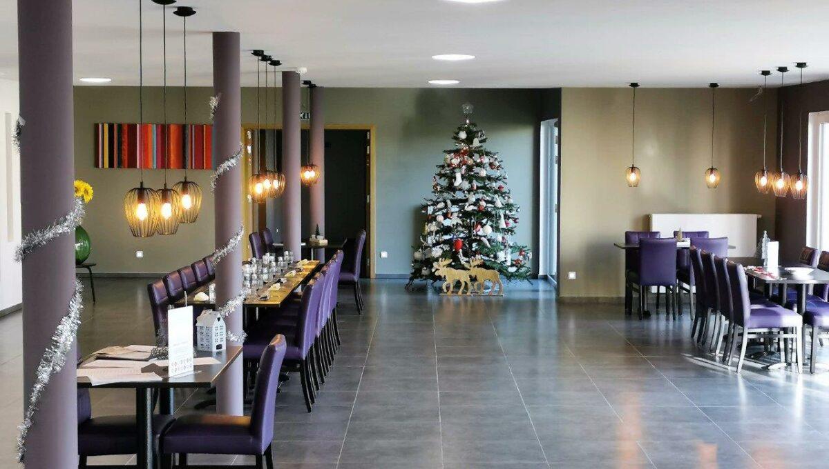 Résidence Charles Esther 4 - Restaurant
